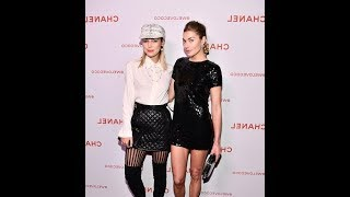 Jessica and Ashley Hart attend the We Love Coco party in LA