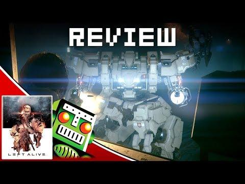 Left Alive Review | Destructoid Reviews