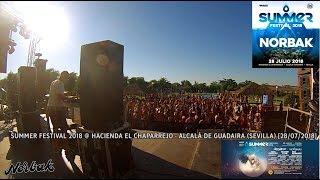 NORBAK @ SUMMER FESTIVAL 2018 - HACIENDA EL CHAPARREJO - ALCALÁ DE GUADAIRA (SEVILLA) [28/07/2018]