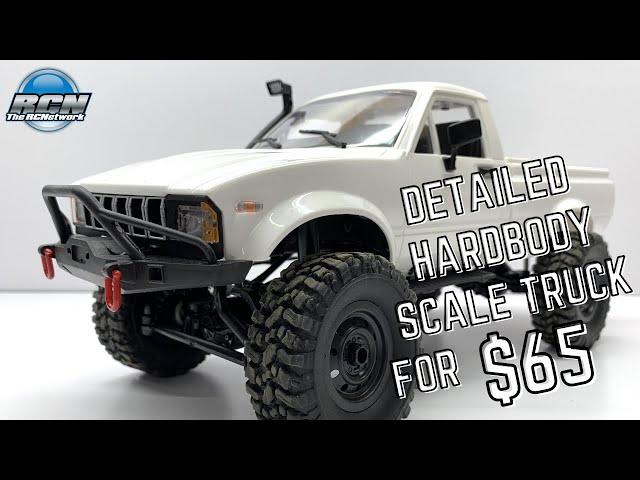 $65 Super Scale HardBody
