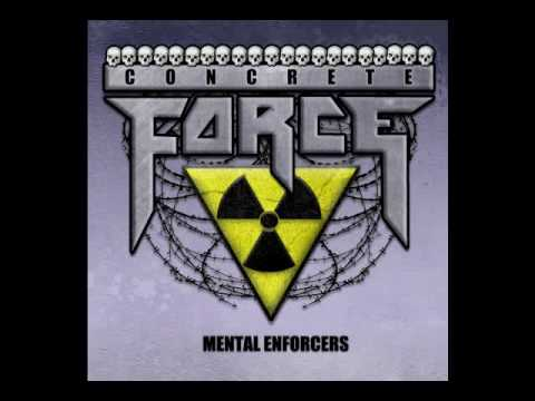 Concrete Force - Burned at the Stake