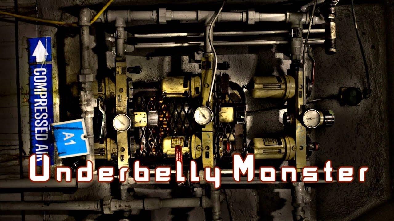 Underbelly Monster -- Industrial/Metal -- Royalty Free Music
