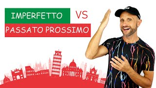 Italian Past Tense: Passato Prossimo vs Imperfetto - Which one to use?