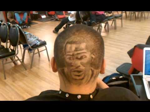 hook part haircut