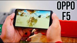 Oppo F5 Review ស្មាតហ្វូនជំនាញSelfie អាប់ដេតឡើងអេក្រង់ថ្មី ( John Sey ) 4K