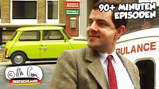 Mr. Bean & der VIP-Parkplatz