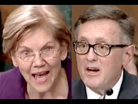 """YOU HAVEN'T READ THIS??!!"" Elizabeth Warren HUMILIATES Trump Nominee for His Ignorance on Big Banks"