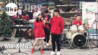MY XMAS | Năng Động Trẻ Trung - Bản Cover Làm ấm hơn cho mùa giáng sinh 2017