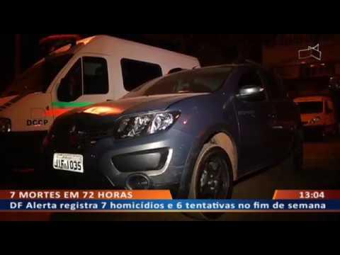 DFA - Foragido se passa por policial com carro roubado e drogas