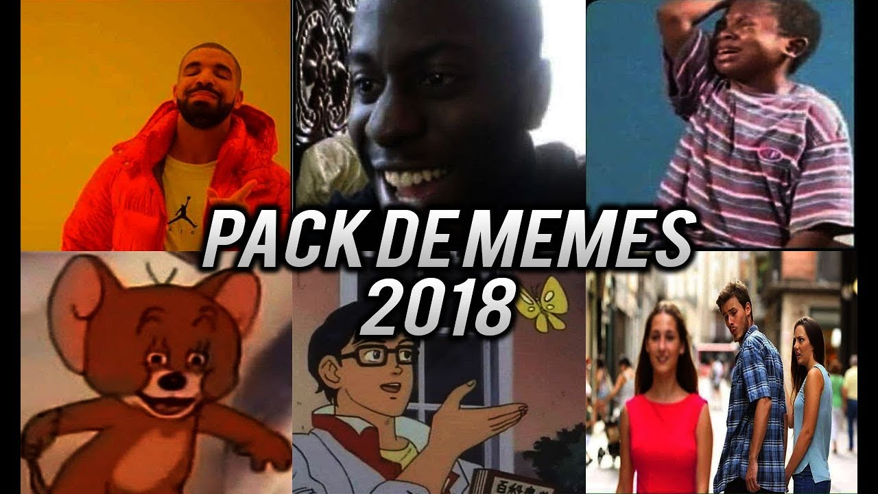 Pack De Memes Png Para Android Y Pc 2018 Youtube
