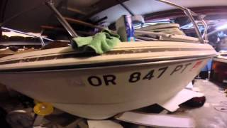 Arima Boat Restoration Project   Part 1