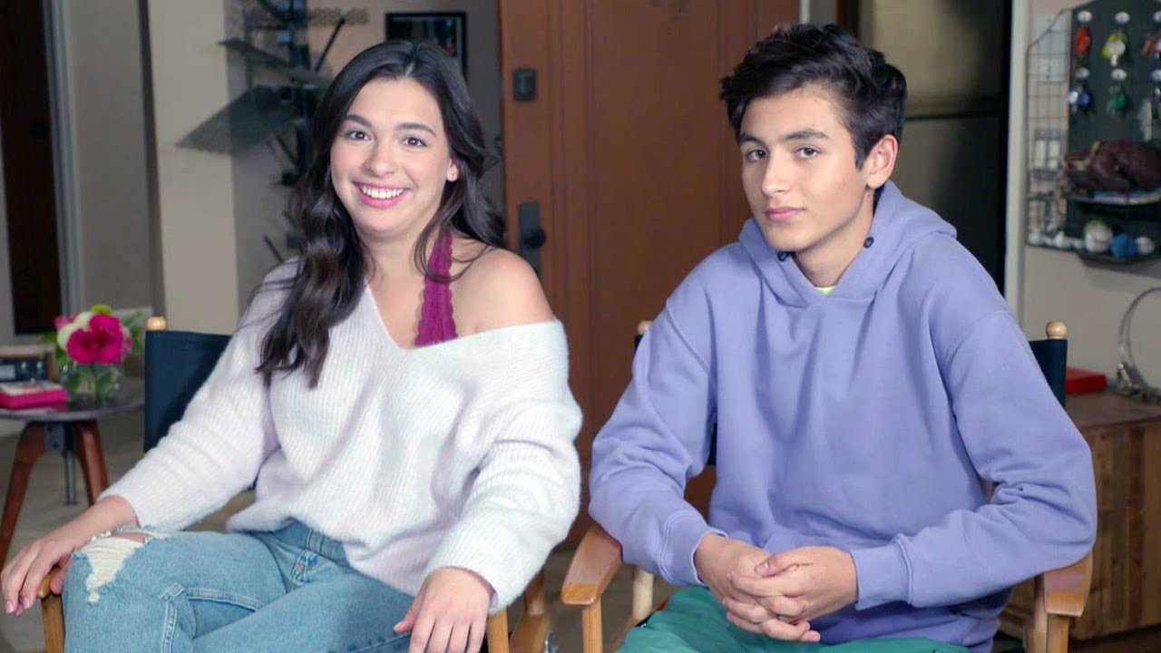 Download One Day at a Time: Marcel Ruiz and Isabella Gomez on Season 4 ROMANCES