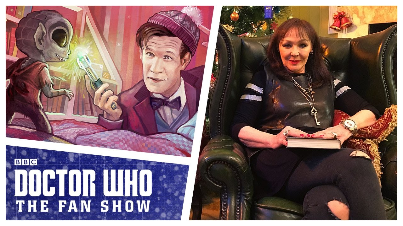 The Gift (A Christmas Story) With Frances Barber | Doctor Who: The ...