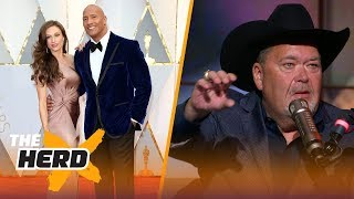 Download Jim Ross talks discovering The Rock, Hulk Hogan's legacy, Conor McGregor's WWE future | THE HERD Mp3 and Videos
