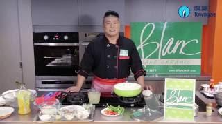 【義大利燉飯】 Blanc wok 納朗 x 廚師肥仔 x Towngas