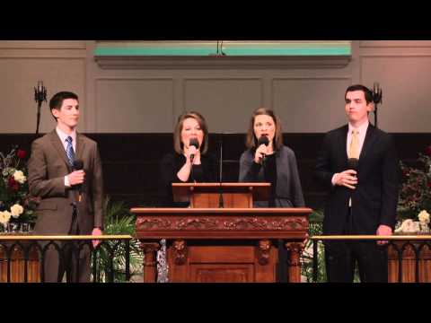 The Risen Christ given by Mixed Quartet