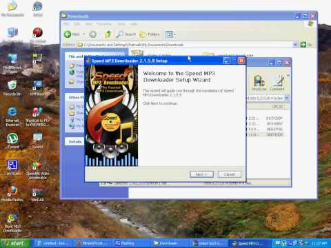 How To Download Speed Mp3 Downloader 2.1.5.8+Patch