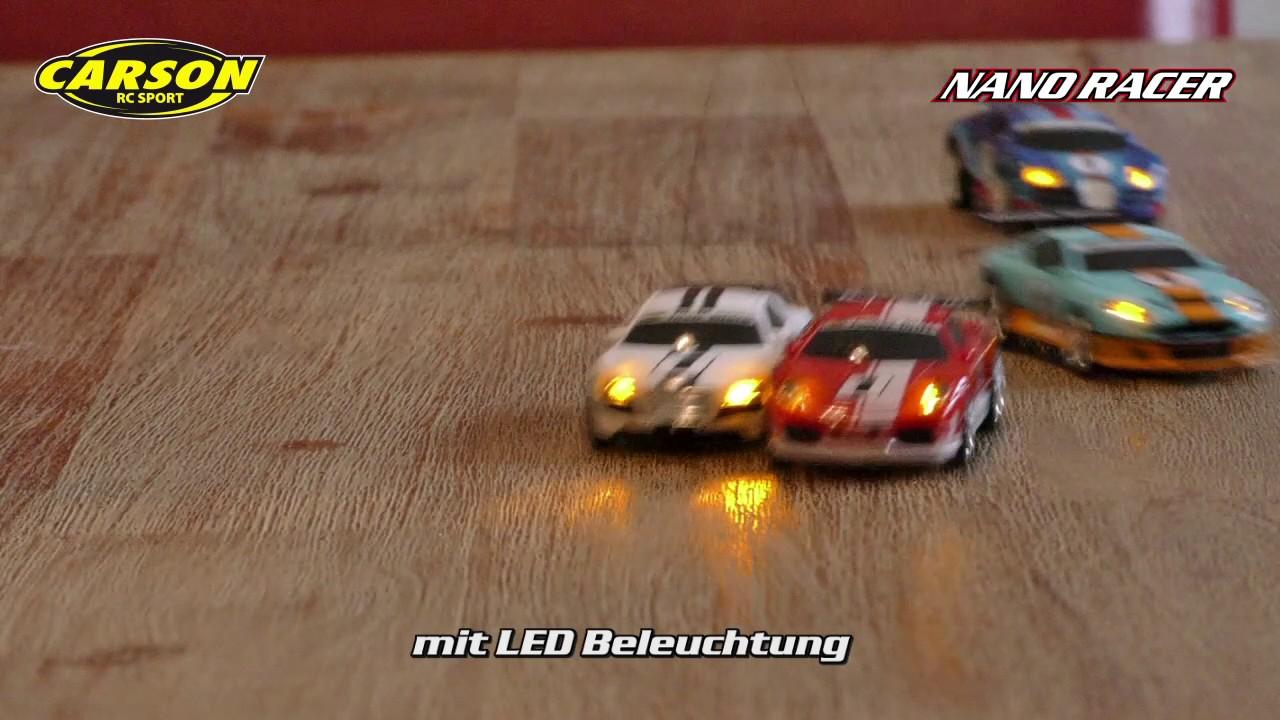 1:60 Nano Racer Power Drift MHz 100/% RTR