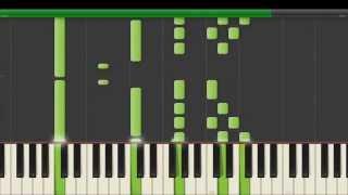 Los Dinosaurios Synthesia Transcripcion Ignacio Pozo Partitura Completa Youtube