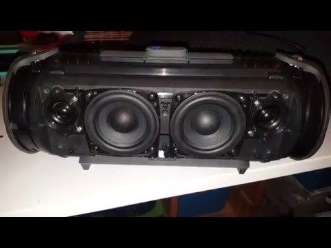 JBL Xtreme and JBL charge 2 || extreme bass