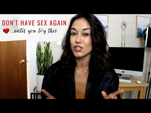 DON'T HAVE SEX AGAIN...til you try this from YouTube · Duration:  8 minutes 44 seconds