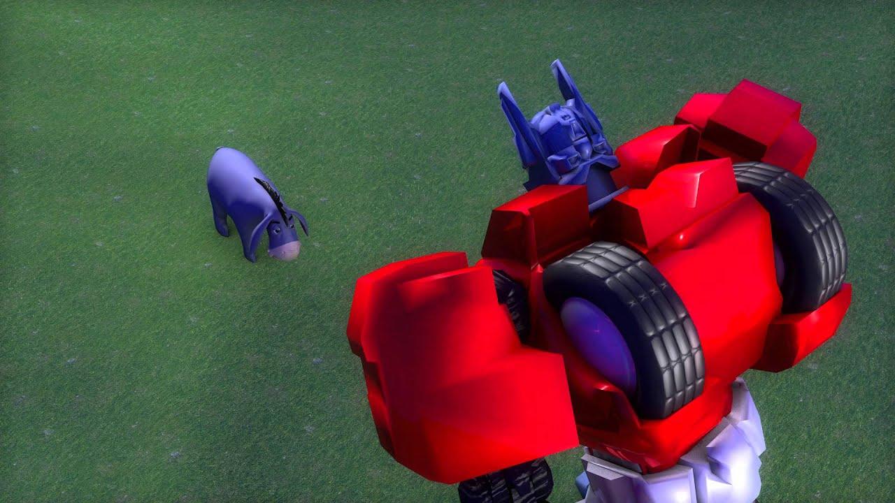 meet optimus prime 2012