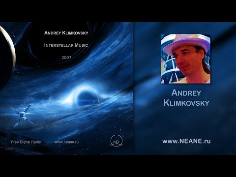 «Interstellar Music» • Andrey Klimkovsky • Free Digital Rarity