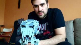 01# Lego Star Wars Imperial AT-ST Walker bemutató / elemzés