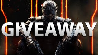 BLACK OPS 3 GIVEAWAY for PS4/Xbox One/PC!