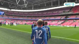 KIDS CUP FINAL 2017: Derby County v Ipswich Town