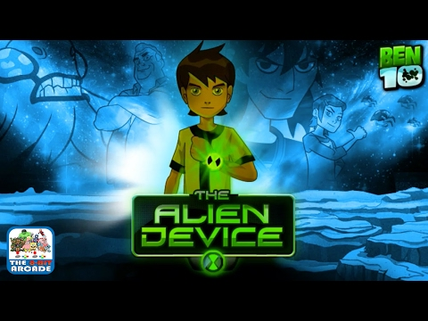 Ben 10: The Alien Device - Kevin Has Escaped From The Null Void (Cartoon Network Games)