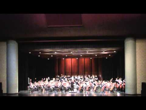Concerto Grosso Opus 6 #1 - Handel - TMEA All-Region 26 2013
