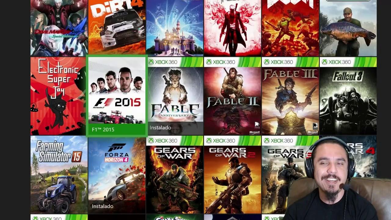 Xbox Game Pass - Quais os Melhores Jogos  - YouTube 88a0371e9b
