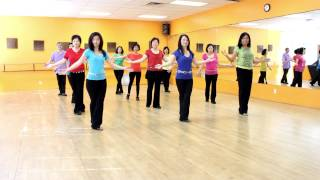 Diamonds & Dust - Line Dance (Dance & Teach in English & 中文)