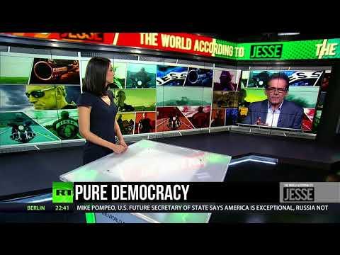 Jimmy Dore, Direct Democracy & Michael Allman  The World According to Jesse