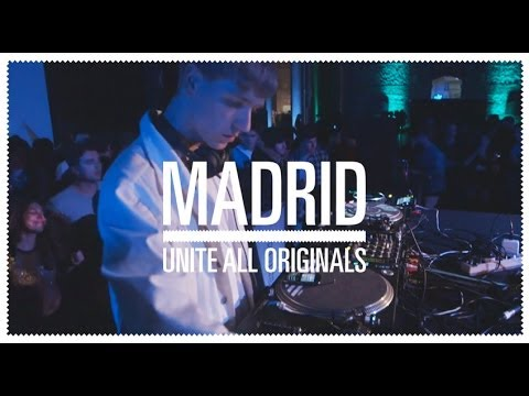 Jam City adidas Originals x Boiler Room Madrid DJ Set