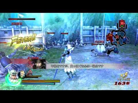 Sengoku BASARA 3 UTAGE Kenshin Uesugi (1)