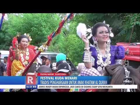 Serunya Festival Kuda Menari di Polewali Mandar