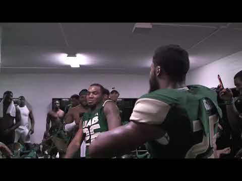 UAB Football celebrates becoming bowl eligible
