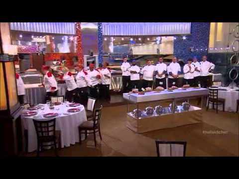 Hell 39 s kitchen season 11 episode 5 us 2013 youtube for Hell s kitchen season 5 episode 3