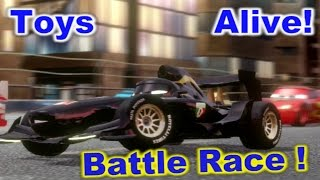 Cars 2: The Video Game ☆ Midnight Francesco ☆ Battle Race on Vista Run