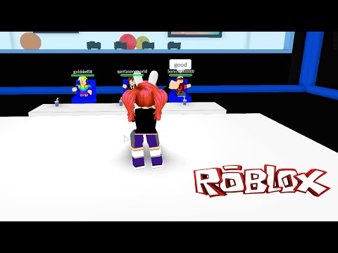 ROBLOX LET'S PLAY TOP MODEL with RADIOJH GAMES & GAMER CHAD