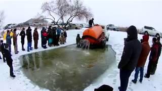 Зимняя рыбалка,  Бент №9,   январь 2019г