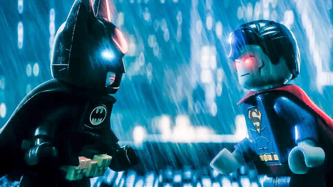 THE LEGO BATMAN MOVIE Trailer 1 - 3 (2017) - YouTube