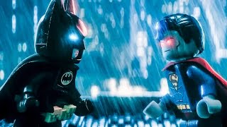 THE LEGO BATMAN MOVIE Trailer 1 - 3 (2017)