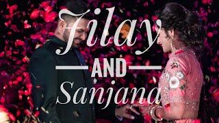 Jilay and Sanjana 39 s Engagement