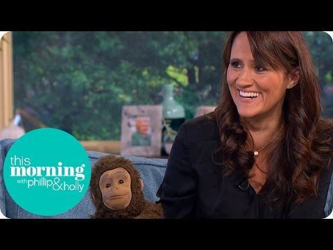 Nina Conti And Monkey's Cheeky Interview With Holly And Phillip | This Morning