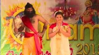 HMA ONAM 2015  - Theme Kerala