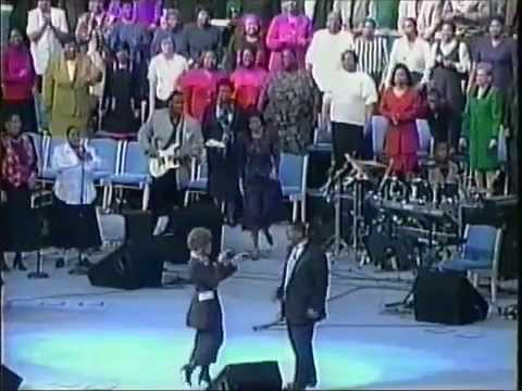 John Peebles, Kathy Myers, Jericho Mass Choir