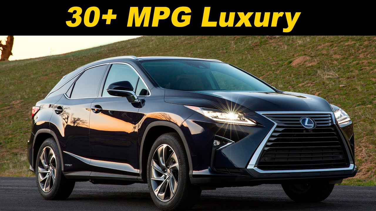 2016  2017 Lexus RX 450h Hybrid Review  DETAILED in 4K  YouTube